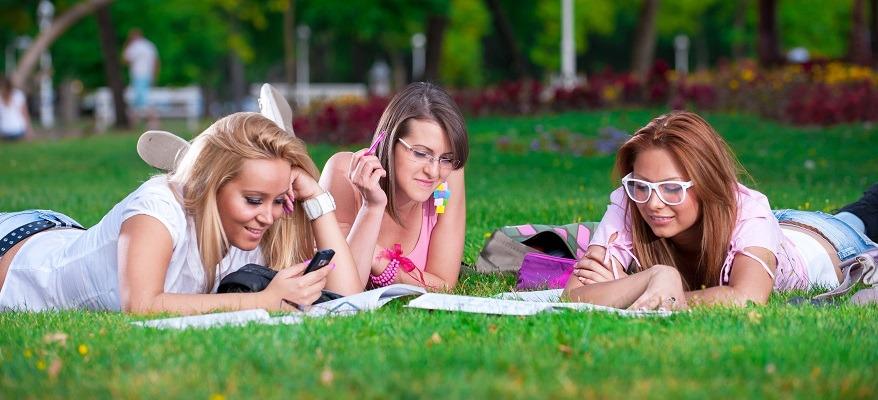 dove studiare all'aperto a Pisa